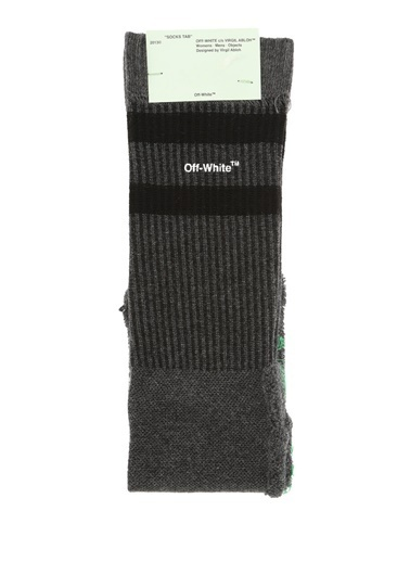 Off-White Çorap Renkli